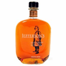 Jeffersons Very Small Batch Bourbon Whiskey (750 ml)