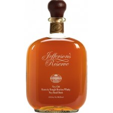 Jeffersons Very Old Reserve Very Small Batch 750 ml