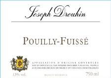 Joseph Drouhin Pouilly-Fuisse  2016 (750 ml)
