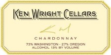 Ken Wright Celilo Vineyard Chardonnay 2012 750 ml