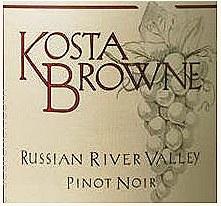 Kosta Brown Russian River Valley Pinot Noir 2014