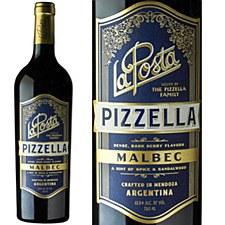 La Posta Pizzella Malbec 2014 (750 ml)