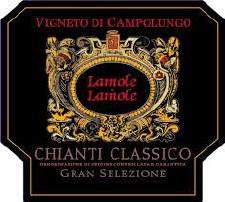 Lamole di Lamole Chianti Classico Vigneto di Campolungo Gran Selezione 2015
