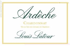 Louis Latour Ardeche Chardonnay 2018 750 ml