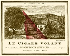 Bonny Doon Le Cigare Volant GSM Blend 2013 750 ml