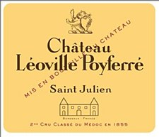 Chateau Leoville Poyferre Saint Julien 2000 (750 ml)