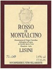 Lisini Rosso di Montalcino 2014 (750 ml)