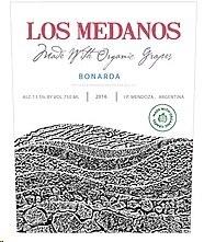 Los Medanos Organic Bonarda 2017 750 ml