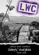 Loring Wine Company LWC Garys Vineyard Pinot Noir 2014 375 ml