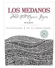 Los Medanos Organic Malbec 2018 375 ml