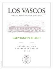 Los Vascos Sauvignon Blanc Casablanca Valley 2019 750 ml