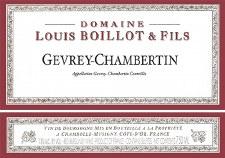 Domaine Louis Boillot & Fils Gevrey-Chambertin 2014 (750 ml)