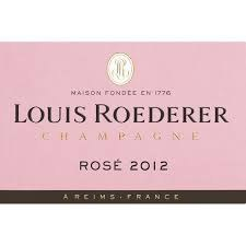 Louis Roederer Brut Rose Champagne 2012 750 ml