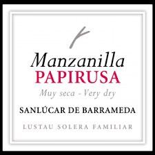 Lustau Manzanilla Papirusa Very Dry Sherry