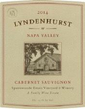 Lyndenhurst Cabernet Sauvignon Spottswoode Estate 2014 (750 ml)