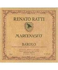 Renato Ratti Marcenasco Barolo 2014 (750 ml)