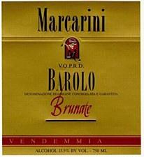 Marcarini Brunate Barolo 2010