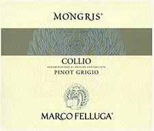 Marco Felluga Mongris Pinot Grigio 2016 (750 ml)