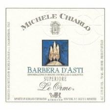 Michele Chiarlo Barbera DAsti Le Orme  2017 750 ml
