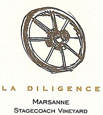 Miner La Diligence Stagecoach Vineyard Marsanne 2011 (750 ml)