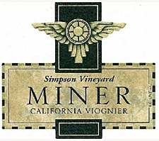 Miner Simpson Vineyard Viognier 2012 (750 ml)
