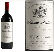 Chateau Montrose Saint-Estephe 2000 (750 ml)