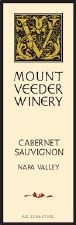 Mount Veeder Cabernet Sauvignon 2018 750 ml