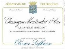 Olivier Leflaive Chassagne Montrachet 1er Cru 2017