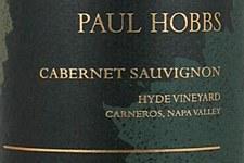 Paul Hobbs Hyde Vineyard Cabernet Sauvignon 2001 (750 ml)