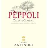Antinori Peppoli Chianti Classico 2017  (750 ml)