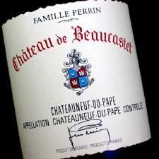 Famille Perrin Chateau de Beaucastel Chateauneuf-du-Pape 2015 (750 ml)