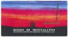 Pieri Rosso di Montalcino 2018   750 ml