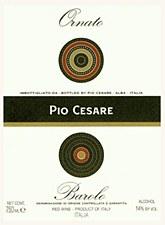 Pio Cesare Ornato Barolo 2009/2010 (750 ml)