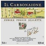 Podere Poggio Scalette Il Carbonaione 2012 (750 ml)