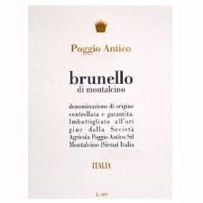 Poggio Antico Brunello di Montalcino 2012 (750 ml)