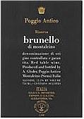 Poggio Antico Riserva Brunello di Montalcino 2010 (750 ml)