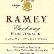 Ramey Hyde Vineyard Chardonnay 2016 (750 ml)