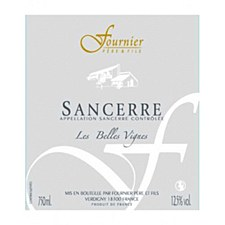 Domaine Fournier Les Belles Vignes Sancerre 2016 (750 ml)