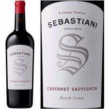Sebastiani North Coast Cabernet Sauvignon 2016 750 ml