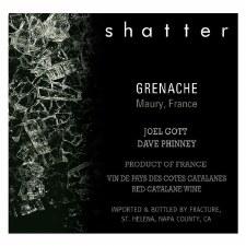Joel Gott's Shatter Grenache 2016 750 ml