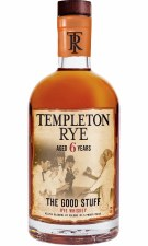 Templeton Rye Whiskey Aged 6 Years (750 ml)