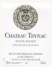 Chateau Teynac Saint-Julien 2011 (750 ml)
