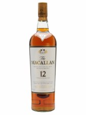 The Macallan 12 Year Single Malt Scotch Whisky (750 ml)