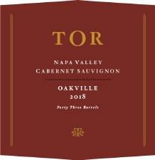 TOR Cabernet Sauvignon Oakville 2018 (750 ml)