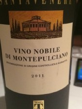 Triacca Nobile Di Montepulciano 2014