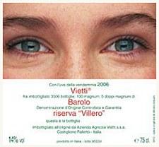 Vietti Villero Riserva Barolo 2006 (750 ml)