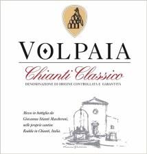 Volpaia Chianti Classico 2018 (750 ml)