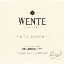 Wente Vineyards Riva Ranch Chardonnay 2016