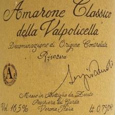 Zenato Amarone della Valpolicella Reserva 2013 750 ml
