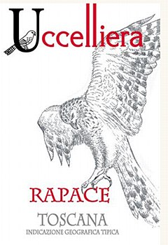 Uccelliera Rapace 2015 (750 ml)